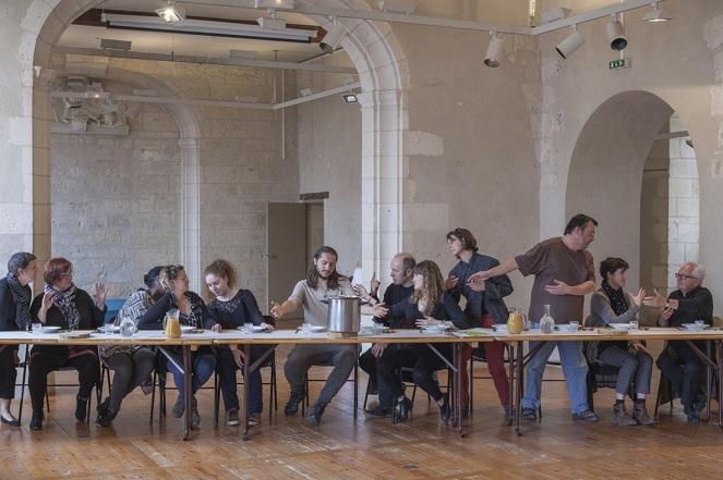 Djamo_LUltimo pranzo_studio St Jean DAngely
